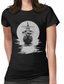 Thousand Sunny  Womens Fitted T-Shirt