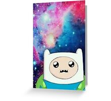 Finn Greeting Card