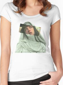 PULP addiction Women's Fitted Scoop T-Shirt