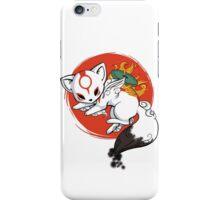 Chibi Okami iPhone Case/Skin
