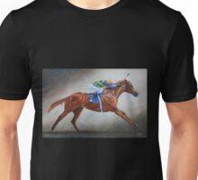 past the post Unisex T-Shirt