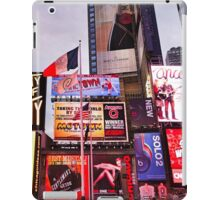 Times Square West H  iPad Case/Skin