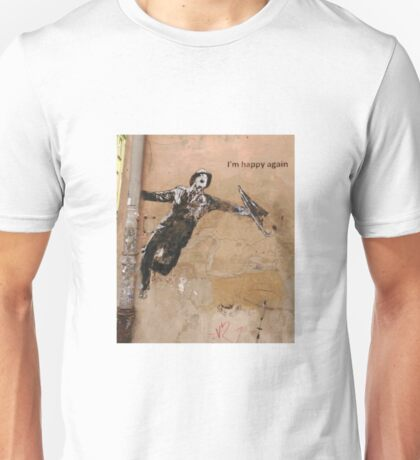 I'm singing in the rain Unisex T-Shirt
