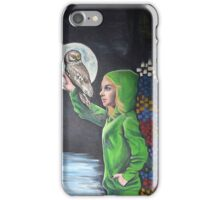 Let Wisdom Take the Lead iPhone Case/Skin