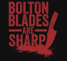 Bolton Blades Are Sharp by Digital Phoenix Design
