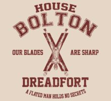 Team Bolton (Red) T-Shirt