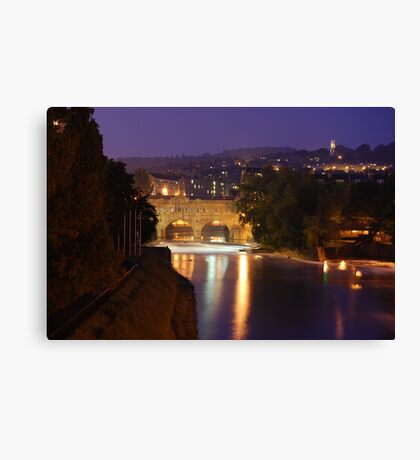 Bath , United Kingdom  Canvas Print