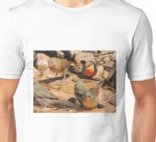 Finches Unisex T-Shirt