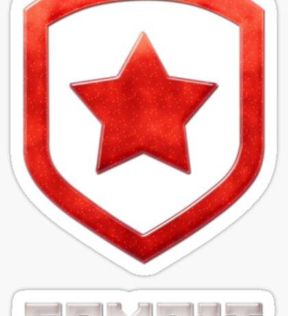 Gambit Gloss - Red Sticker