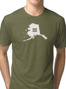 Alaska Equality Tri-blend T-Shirt