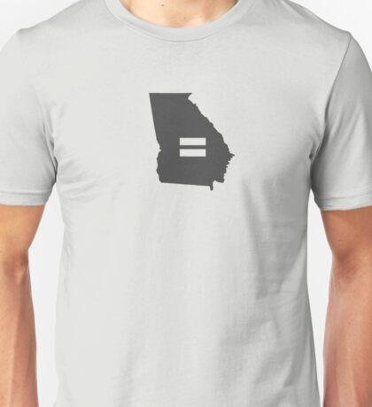 Georgia Equality Unisex T-Shirt