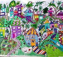 the neighborhood by redblossom