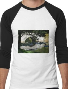 Queenstown Gardens Men's Baseball ¾ T-Shirt