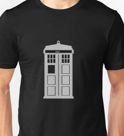Time Machine, TARDIS DMC Unisex T-Shirt