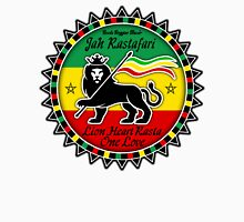 Jah Rastafari Lion Heart Rasta one love Unisex T-Shirt