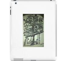 treehouse neighborhood iPad Case/Skin