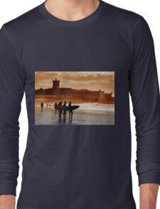 Carcavelos Surfers Long Sleeve T-Shirt