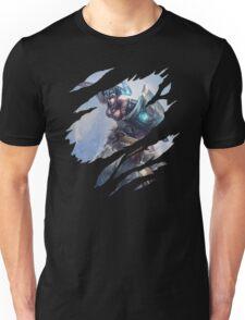 The Winter's Wrath Unisex T-Shirt