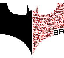 Na Na BATMAN! by HilaryHeffron