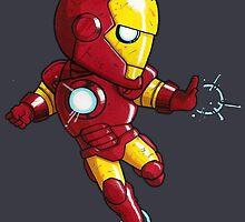 ironman by GrizzlyJerr