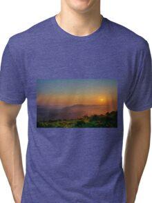 Morning Sunrise Tri-blend T-Shirt