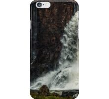 Iguaza Falls - No. 8 iPhone Case/Skin
