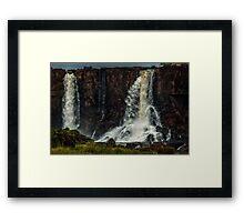 Iguaza Falls - No. 8 Framed Print