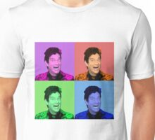 David S. Pumpkins - Any Questions? VII - Pop Art Unisex T-Shirt
