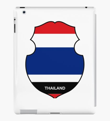 Thailand Symbol iPad Case/Skin