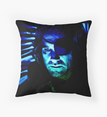 snake is back Throw Pillow