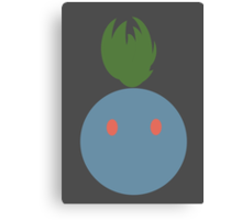 Oddish Ball Canvas Print