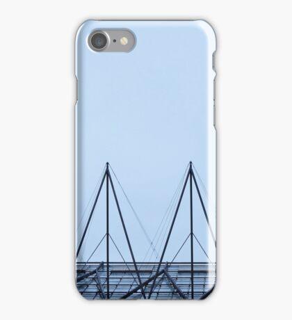 Modern Triangular Building iPhone Case/Skin