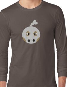 Cubone Ball Long Sleeve T-Shirt