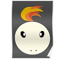 Ponyta Ball Poster