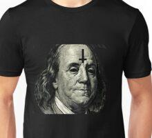 Anti Bejamin franklin Unisex T-Shirt