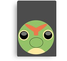 Caterpie Ball Canvas Print