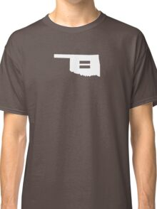 Oklahoma Equality Classic T-Shirt