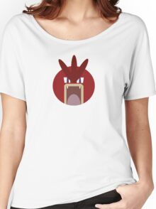 Red Gyarados Ball Women's Relaxed Fit T-Shirt