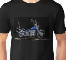 Harley-Davidson Panhead Chopper from The Wild Angels Unisex T-Shirt