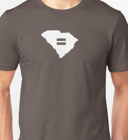 South Carolina Equality Unisex T-Shirt