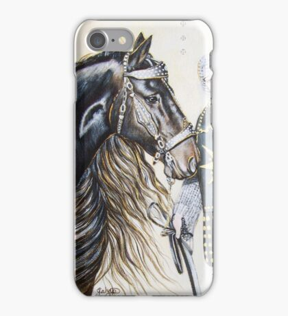 Defenders of Truth - Fortitude iPhone Case/Skin