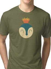 Cyndaquil Ball Tri-blend T-Shirt