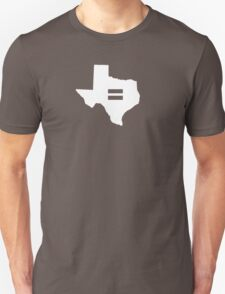 Texas Equality Unisex T-Shirt