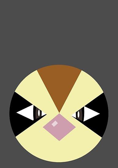 Pidgey Ball by Rjcham