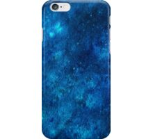 Deep Blue Galaxy iPhone Case/Skin