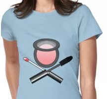 The Best in Make-up Womens Fitted T-Shirt