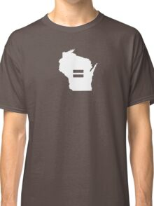 Wisconsin Equality Classic T-Shirt