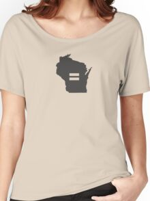 Wisconsin Equality Women's Relaxed Fit T-Shirt