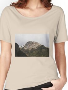 landscape of mountain Women's Relaxed Fit T-Shirt