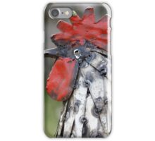 rooster craft iPhone Case/Skin